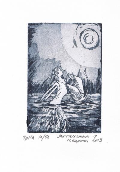 Joutsenlampi 1 (Swan Lake)