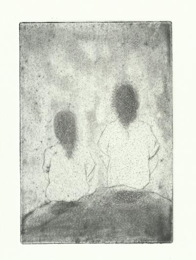 Äiti ja tytär  (Mother and daughter)